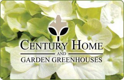 Century Greenhouse Gift Card